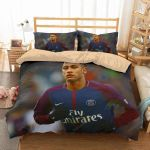 Neymar 2 Duvet Cover Bedding Set