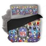 NFL 8 Duvet Cover Bedding Set