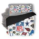 NFL 19 Duvet Cover Bedding Set