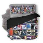 NFL 28 Duvet Cover Bedding Set
