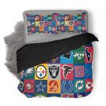 NFL 61 Duvet Cover Bedding Set