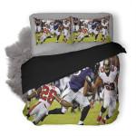 NFL 100 Duvet Cover Bedding Set