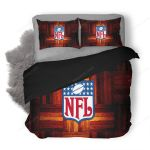 NFL 102 Duvet Cover Bedding Set