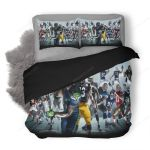 NFL 107 Duvet Cover Bedding Set