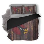 NFL Arizona Cardinals 1 Duvet Cover Bedding Set