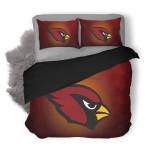 NFL Arizona Cardinals 2 Duvet Cover Bedding Set