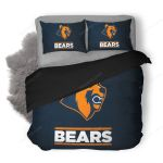 NFL Chicago Bears 1 Duvet Cover Bedding Set