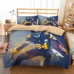 NFL Color Rush 3 Duvet Cover Bedding Set