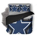 NFL Dallas Cowboys 5 Duvet Cover Bedding Set