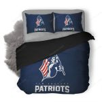 NFL New England Patriots 9 Duvet Cover Bedding Set