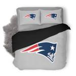 NFL New England Patriots 11 Duvet Cover Bedding Set