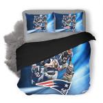 NFL New England Patriots 10 Duvet Cover Bedding Set