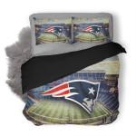 NFL New England Patriots 14 Duvet Cover Bedding Set