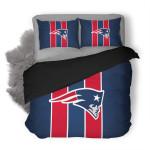 NFL New England Patriots 12 Duvet Cover Bedding Set