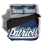 NFL New England Patriots 13 Duvet Cover Bedding Set