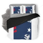 NFL New England Patriots 20 Duvet Cover Bedding Set