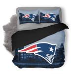 NFL New England Patriots 23 Duvet Cover Bedding Set