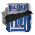 NFL New York Giants 3 Duvet Cover Bedding Set
