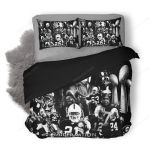 NFL Oakland Raiders 1 Duvet Cover Bedding Set