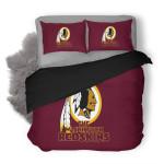 NFL Washington Redskins 1 Duvet Cover Bedding Set