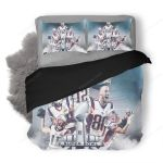 NFL Super Bowl 2 Duvet Cover Bedding Set