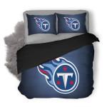 NFL Tennessee Titans 1 Duvet Cover Bedding Set