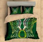 Oregon Ducks Duvet Cover Bedding Set