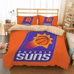 Phoenix Suns Duvet Cover Bedding Set