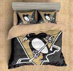 Pittsburgh Penguins 1 Duvet Cover Bedding Set