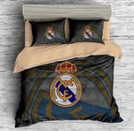 Real Madrid C.F. 1 Duvet Cover Bedding Set