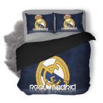 Real Madrid Duvet Cover Bedding Set