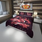 Red Seven Manchester F.C. Duvet Cover Bedding Set