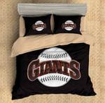 San Francisco Giants 1 Duvet Cover Bedding Set