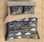 Shoes Duvet Cover Bedding Set