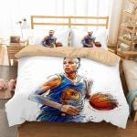 Stephen Curry 1 Duvet Cover Bedding Set