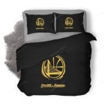 Strength In Numbers Golden State Warriors Duvet Cover Bedding Set
