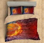 The Basketball Duvet Cover Bedding Set