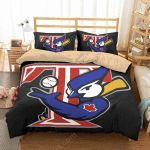 Toronto Blue Jays 1 Duvet Cover Bedding Set
