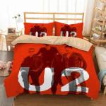 U2 Duvet Cover Bedding Set
