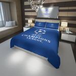 Uffa Champion League Club 3 Duvet Cover Bedding Set