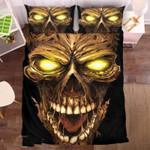 Badass Skull 1 Duvet Cover Bedding Set