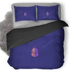 Astronaut In Skull Minimalism Duvet Cover Bedding Set