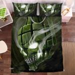 Generade Skull Duvet Cover Bedding Set