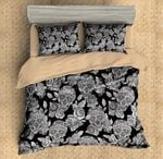 Skull 5 Duvet Cover Bedding Set