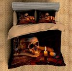 Skull 17 Duvet Cover Bedding Set