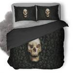 Skull Vampire Duvet Cover Bedding Set