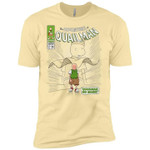 Adventure With Quailman Superhero Cartoon For Fan T Shirt Hoodie Sweater