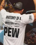 Anatomy Of A Pew Tshirt