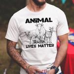 Animal Lives Matter T Shirt Hoodie Sweater