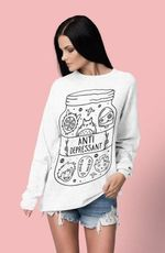 Anti Depressant Totoro Ghibli Japanese For Fan T Shirt Hoodie Sweater